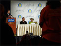 Boston Marathon Press Conferences